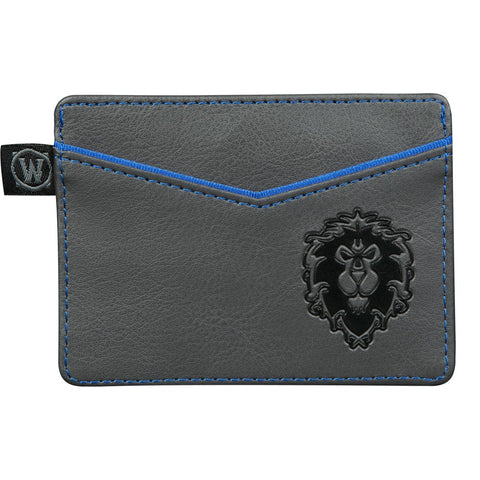 World of Warcraft Alliance Card Wallet
