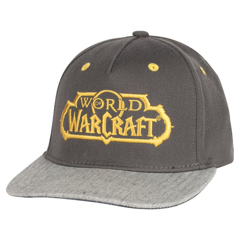 World of Warcraft Logo Hat