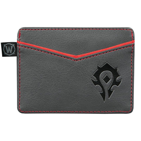 World of Warcraft Horde Card Wallet
