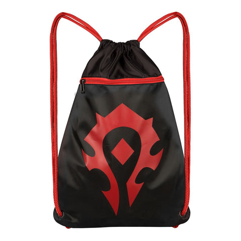 World of Warcraft Horde Cinch Bag