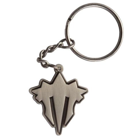 World of Warcraft Iron Horde Crest Keychain