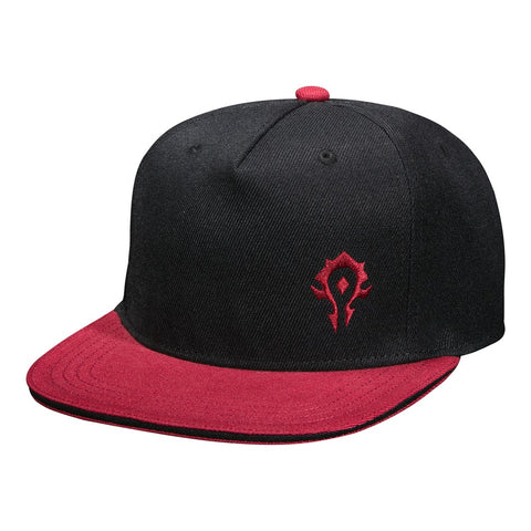 World of Warcraft Small Horde Logo Hat