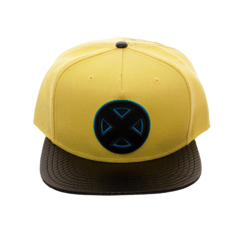 X-Men Carbon Fiber Logo Hat