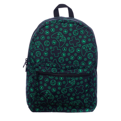XBOX Pattern Backpack