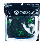 XBOX Face Mask 3 Pack