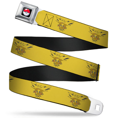 Pokémon Zapdos Belt