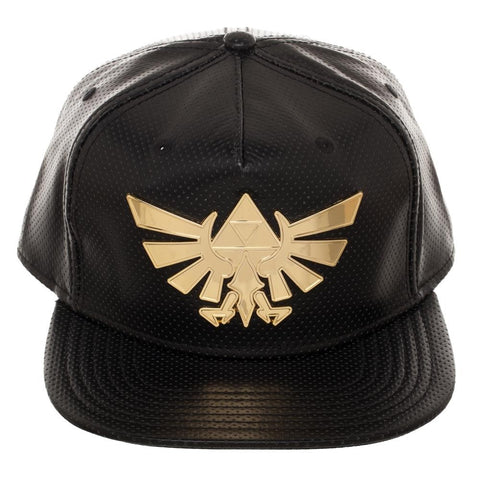 The Legend of Zelda Gold Hylian Crest Hat