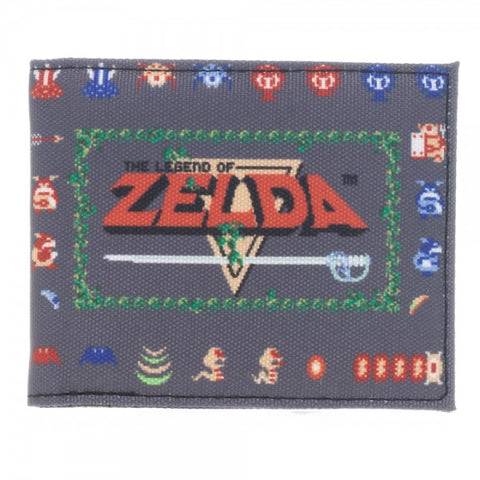 The Legend of Zelda Pixel Wallet