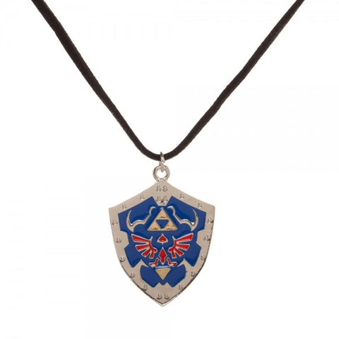 The Legend of Zelda Shield Necklace