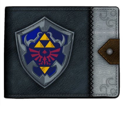 The Legend of Zelda Hylian Shield Wallet