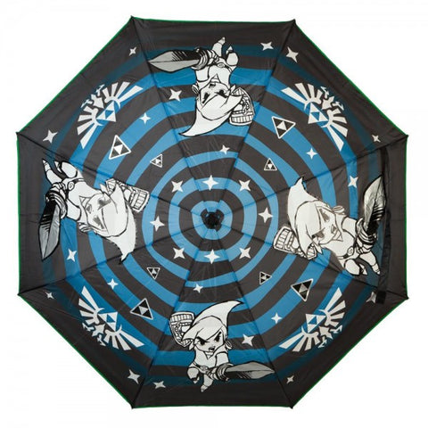 The Legend of Zelda Wind Waker Color Changing Umbrella