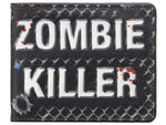 The Walking Dead Zombie Killer Wallet
