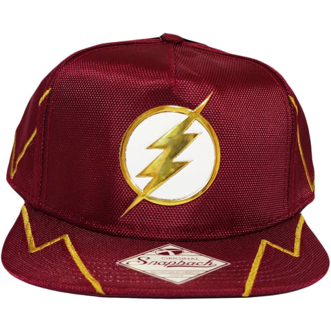 The Flash Chrome Hat