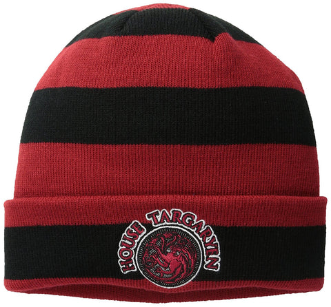 Game of Thrones Targaryen House Beanie