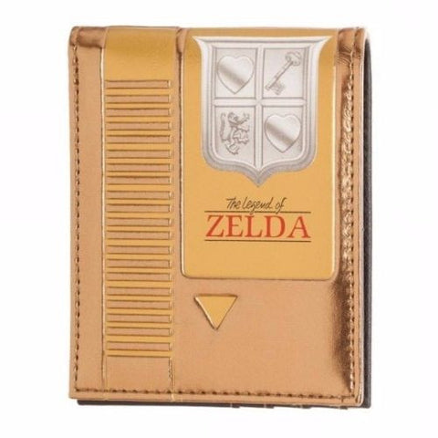 The Legend of Zelda Cartridge Wallet