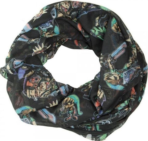 The Legend of Zelda Majora's Mask Scarf