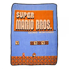 Super Mario Bros. Gameplay Throw