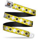 Power Rangers Yellow Ranger Belt