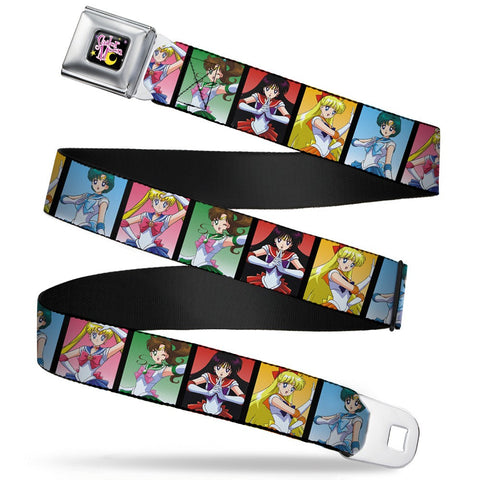 Sailor Moon Squares Belt