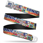 Sonic the Hedgehog Comic Belt
