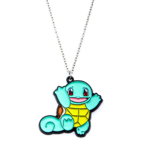 Pokémon Squirtle Necklace