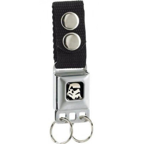 Star Wars Storm Trooper Helmet Keychain