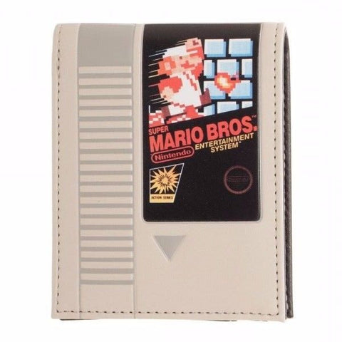 Super Mario Bros. Cartridge Wallet