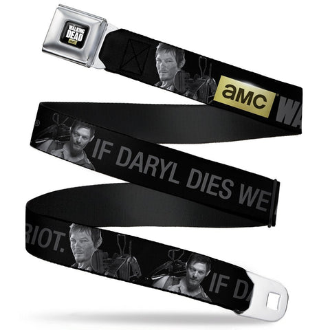 The Walking Dead Daryl Dixon Riot Belt