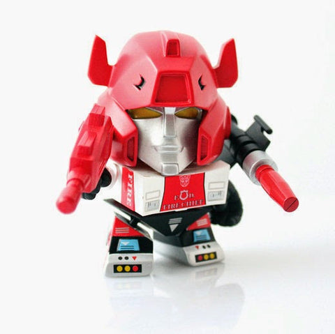 Transformers Red Alert Mini Figure - Gaming Outfitters