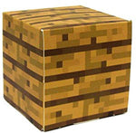 Minecraft Wood Planks Papercraft