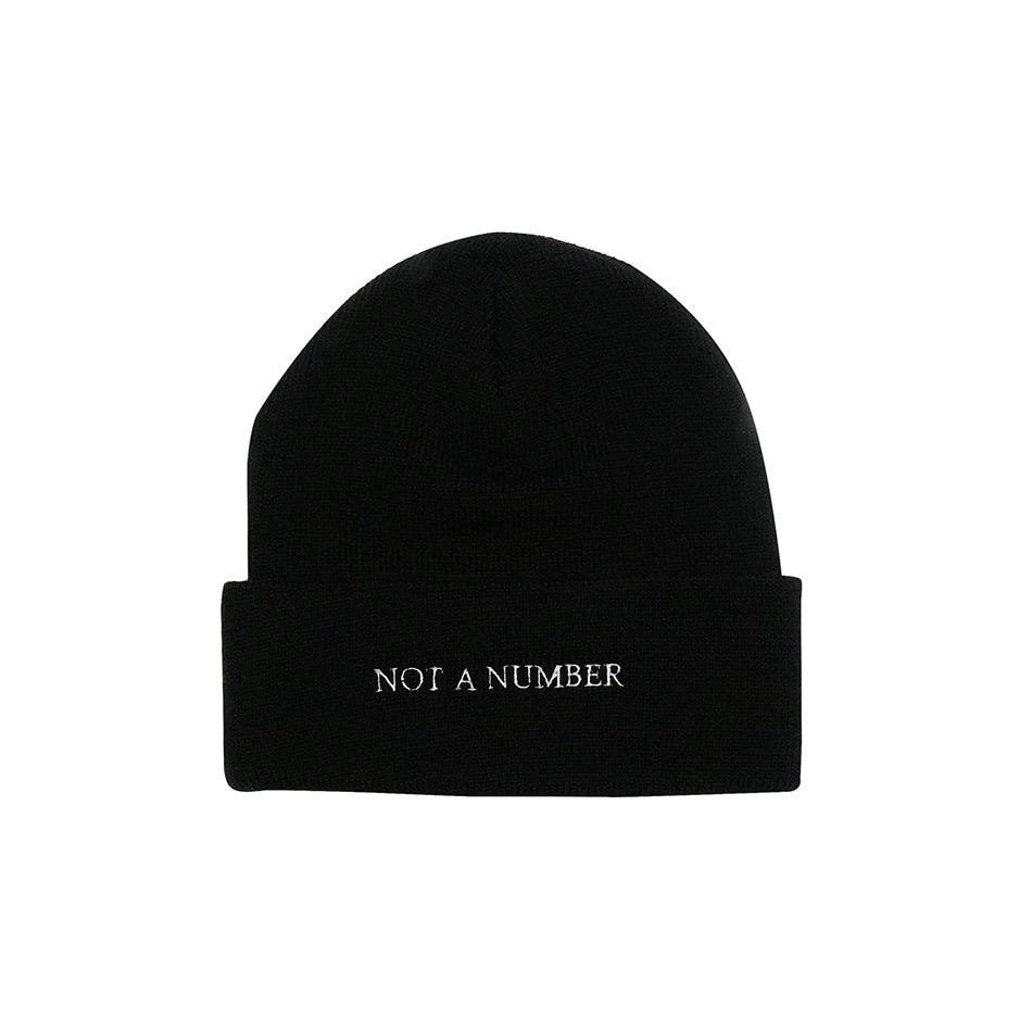 NOT A NUMBER BEANIE