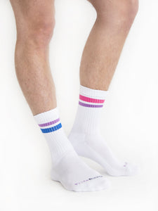 Bi & Allies Retro Socks