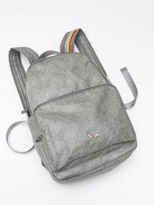 London Rain-proof Backpack Front Rainbow GAY LGBT Accessories