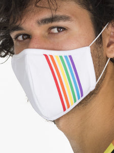 Mallorca Rainbow Face Mask