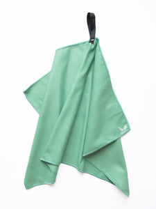 Bunnies Gym Towel - Green
