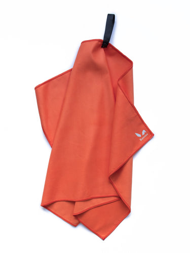 Bunnies Gym Towel - Red