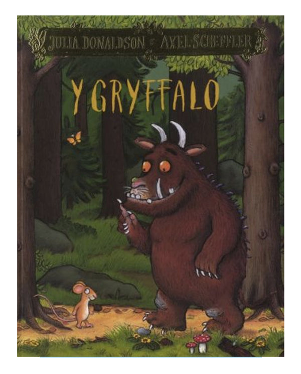 Gryffalo, Y - Welsh Edition of The Gruffalo
