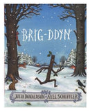 Brig Ddyn - Welsh Edition of Stick Man