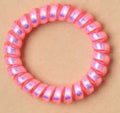 Phone Cord Hair Bobbles - Large