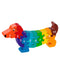 lanka kade Wooden 1-10 Counting Dog