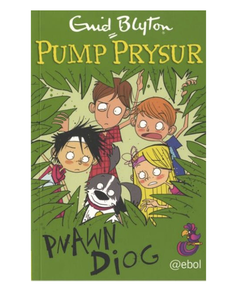 Pump Prysur: Pnawn Diog - Welsh Edition of Lazy Afternoon