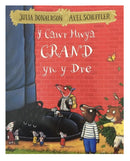 Cawr Mwya Crand yn y Dre, Y - Welsh Edition of The Smartest Giant in Town