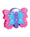 Wooden Butterfly 1-5 Counting Puzzle
