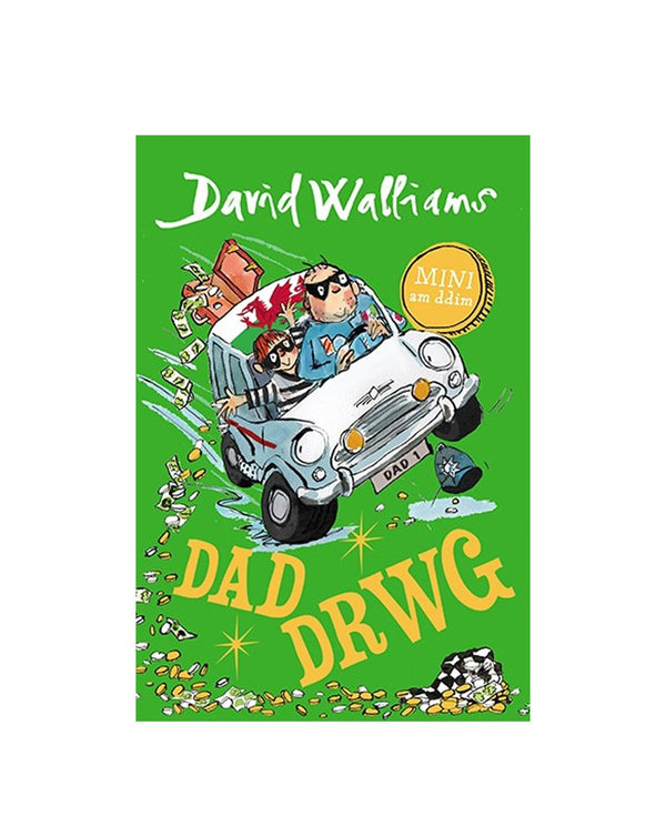 Dad Drwg - Welsh edition of Bad Dad