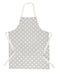 Sass and Belle Grey Stars Apron