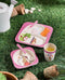 Flopsy Rabbit Bamboo Dinner Set