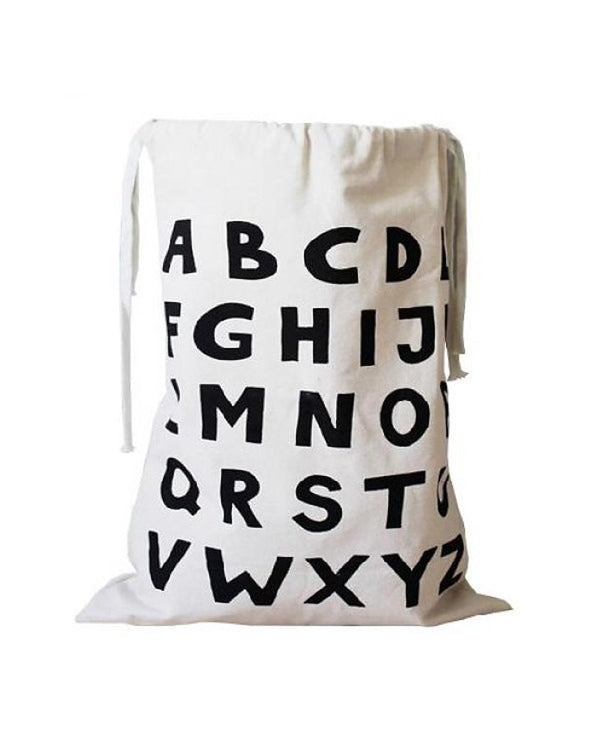 ABC Nursery Laundry Bags