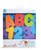munchkin letters and numbers bath toy