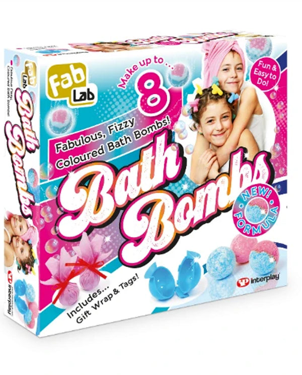 Bath Bombs Making Kit