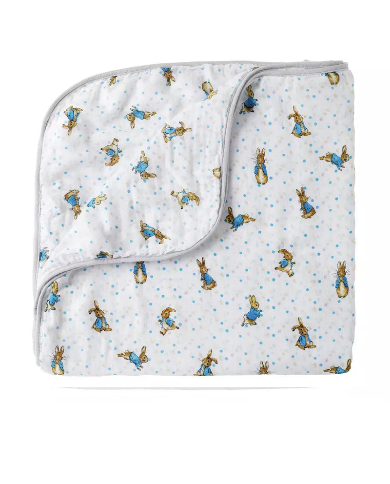 Peter Rabbit Baby Blanket